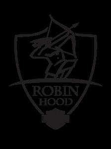 Robin Hood Mono Flat V4 Logo